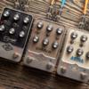 Universal Audio UAFX Golden Reverberator / Starlight Echo Stationの比較動画