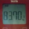 ダイエット日記 10日目 (開始から-2.45キロ)