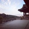 日記 : 京都朝6時
