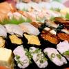 1人で迎える年越しなので、今年最後の大勝負!「銀のさら」で『お寿司4人前』を注文し、たらふく大食いしました!