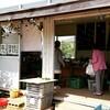 【出】5/23 横浜市戸塚区&栄区野菜直売所、GASGAS125リアサススプリング交換