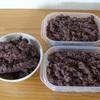 小豆の煮方は意外と簡単。あずきを使ったお菓子作り