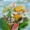 ランチ日記 #91 サラダ専門「Saladish」10月のオススメ「かぼちゃとりんごのシーザー」