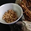 納豆と精米機について