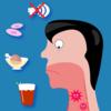 喉が狭くて息苦しい感じがする・・・考えられる病気って何?