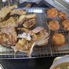 幸運な病のレシピ( 1143 )夜:鯛の頭唐揚げ、コロッケ、ネギ頭と鶏むねの汁
