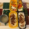 ふっくら焼鮭〜今日のお弁当〜今日のわんこ〜