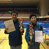 【 試合結果 】第46回仙台市中学生新人卓球大会