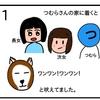 お昼ご飯【4コマ漫画】