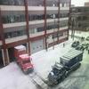 四月はモントリオールの雪