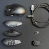 【レビュー】多ボタンマウスRazer Naga Proを買ってみた感想 | 外観・スペック・使用感を紹介