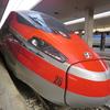 イタリア鉄道 フレッチャロッサ (ETR400型) 1等通常座席でフィレンツェからローマへ移動しました