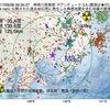 2017年09月28日 09時35分 神奈川県東部でM3.5の地震