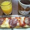 朝食 7:40