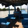 ベトナム旅行 カンボジア編6 - トンレサップ湖とオールドマーケットと貧困 -