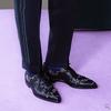 2017年春夏ポールスミス最新の靴は中2病的?