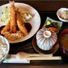 🚩外食日記(299)    宮崎ランチ   「はる家」⑦より、【はる家定食(エビフライ)】‼️