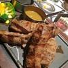 【肉】台北:サイドやドリンク飲み放題で大満足の肉三昧!「TGB很牛炭燒牛排(台北小巨蛋店)」@台北小巨蛋