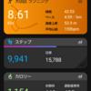 2度目の30分tempo走!!