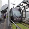 熊本 城下町の路面電車