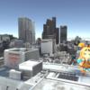 【Unityネタ】Project PLATEAUを使って東京の3Dモデルを表示する