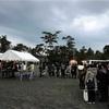 椎田グラウンド駐車場を利用しました☆シャトルバス情報☆築城基地航空祭2017