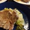 豚肉と簡単酢キャベツの蒸し焼き〜防災意識を高める