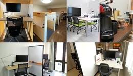 withコロナ時代の新しいオフィスの考え方 空きスペースを活用した小規模ワークスペース「TiNK Desk」とオフィスSaaS「TiNK VPO」