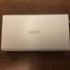 MacBook Air 2018のポートを増やしたいなら「AUKEY 8in1 USB Type-Cハブ CB-C55」で決まり!