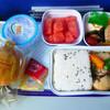 機内食に過度の期待はしてはいけない(上海旅行)
