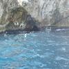 #009 フヴァル島で緑の洞窟と青の洞窟に行ってみた。(2011.8)