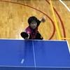 ゆな選手(21クラブ)の大会一日目 2019大阪国際招待卓球選手権大会