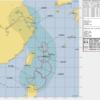 台風11号の卵の熱帯低気圧が南シナ海に!22日には台風11号に変わる予想!東北東進ってなっているけど、本州へ直撃しちゃうの?