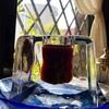 夏限定!にしむら珈琲「氷の器のアイスコーヒー」は芸術的な美しさでした!