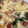 ドミノピザの【5種のチーズフォンデュクワトロ】の感想