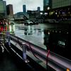 ★水鏡の大阪駅
