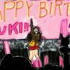 HAPPY BIRTHDAY UZUKI SHIMAMURA !!!!