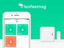 【IoT】家の窓の戸締りをスマホで管理できる『leafee mag(リーフィ・マグ)』をレビューしてみる
