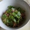 4冊目『有元葉子のひき肉料理』より煮ておく肉みそ
