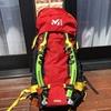 【ミレー】プロライター38を無理やり?アルプス縦走と冬季登攀に使ってみた!①【レビュー】