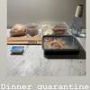 ホテルの食事 (3/20夕食・3/21朝食)