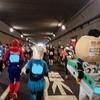 「北海道マラソン」をイカ仮装で走る喜び①