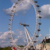 イギリス:ロンドン・アイ 大観覧車~事前予約がお勧め~