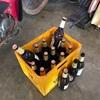 昼間からビールを飲むラオスからこんばんは
