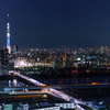 タワーホール船堀展望室 360度夜景!そしていろんな意味で江戸川区らしい。