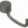 Fusion360+3Dプリンターで自作ロボットのしっぽを作る
