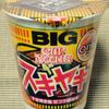 日清食品 カップヌードル スキヤキ ビッグ