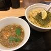 [ま]つけ麺蕾(つぼみ)本家の「濃厚煮干つけ麺」(大盛)を喰らう @kun_maa