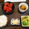 7/23(木)唐揚げ定食、コンビニ飯