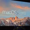 早速ですが、作業環境にmacOS Sierraをクリーンインストールしてみました